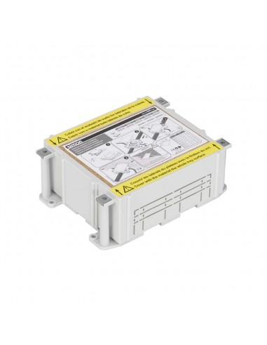 Cubeta regulable para suelo de pavimento S500, 1 módulo. Profundidad regulable 80-115 mm