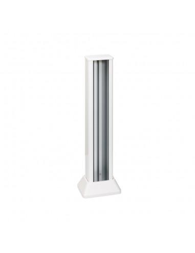 Minicolumna Simon 500 2 caras 4 módulos, blanco