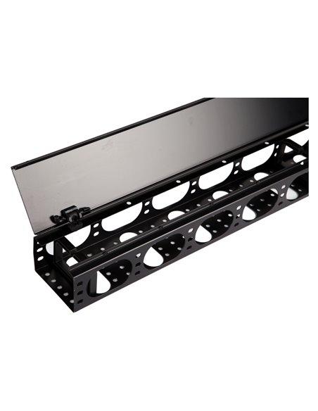 Organizador vertical de cableado
