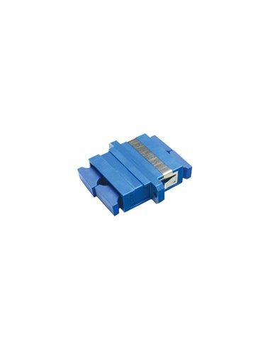 Acoplador SC/PC monomodo duplex (azul)