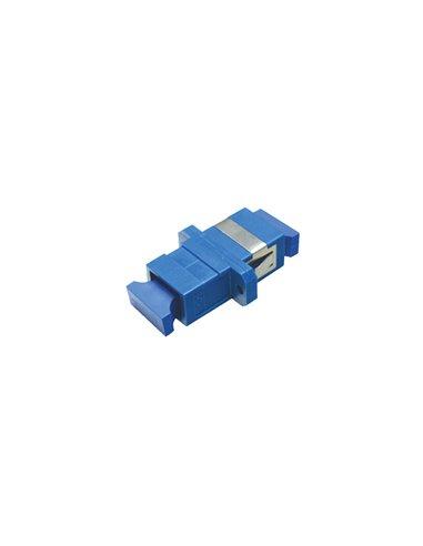 Acoplador SC/PC monomodo simplex (azul)