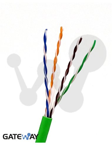 Cable UTP Cat.6, LS0H, 3M®, en cajas 305 m