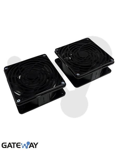 Unidad de ventilación para mural Avant (2 ventiladores)