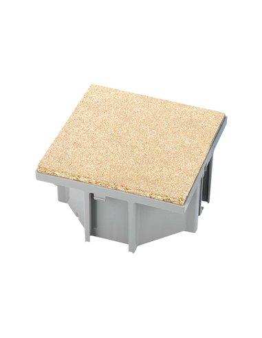 Cubeta de empotrar para caja de suelo estanca K45