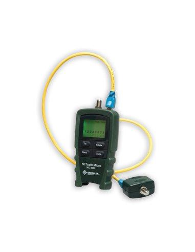Mapeador / Comprobador de cableados digital