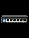Switch 4 PoE+ 10/100/1000 + 2 RJ45 10/100/1000. 4 puertos PoE (puertos 1-4) Soporta alimentación PoE hasta 60W