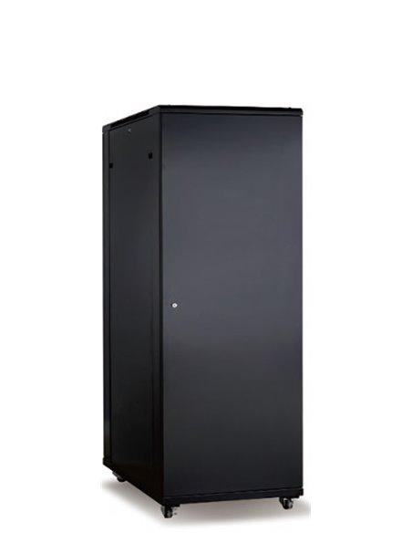 Armario Avant, 33U, 600x800, puerta de cristal