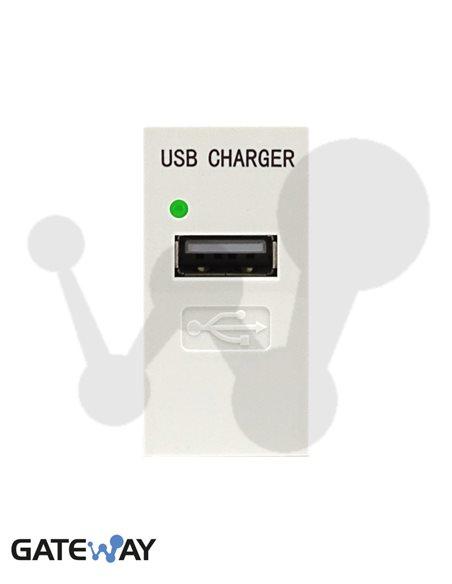 Modulo de 45x22.5 con cargador USB (5V/1A)