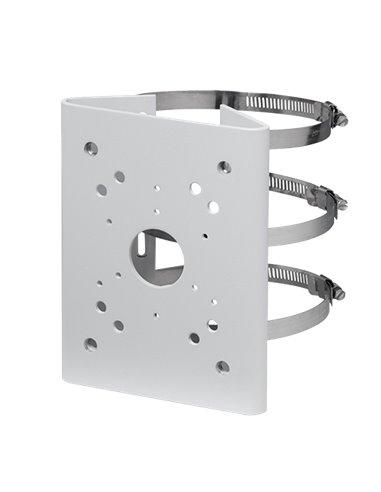 Soporte de mástil para domo motorizada - SECC - 170 mm (Al) x 130,4 (An) x 45 (Fo) - 930 g