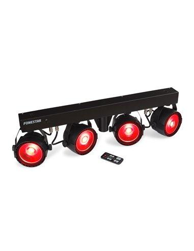 Sistema MULTI-PAR LED COB RGB