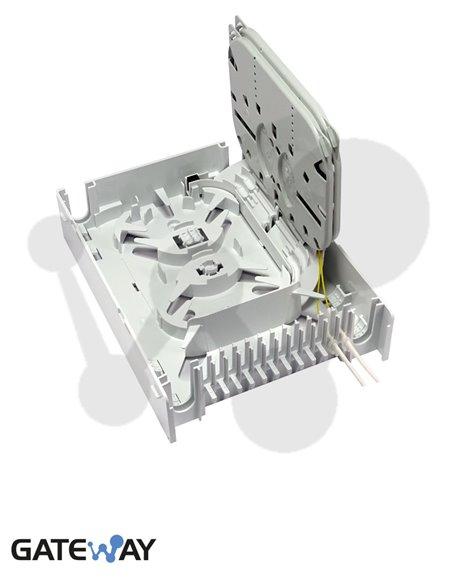 Caja de derivacion secundaria hasta 48 fibras