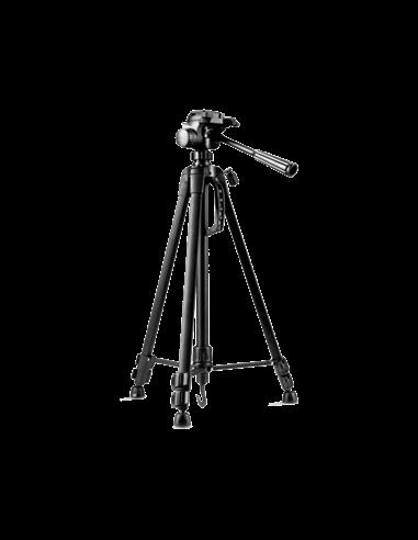 Trípode. Extensible hasta 170 cm. Apto para uso en exterior. Color negro. Compatible con cámaras termográficas y DS-2909ZJ