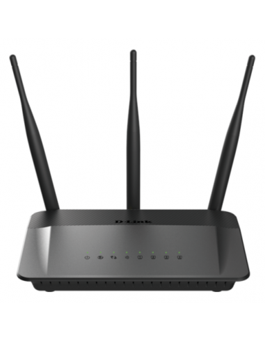 Router inalámbrico D-Link DIR-809 - IEEE 802.11ac. Dual Band
