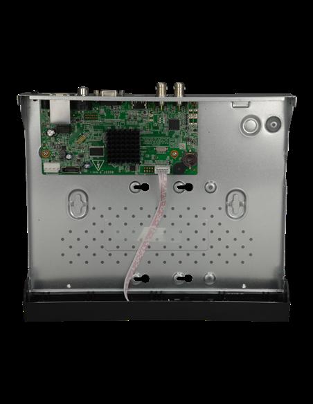 DVR Safire 5n1 - 4 CH + 1 IP, full 720p (25fps) 1080p lite, 1 Audio. HDD no incluido