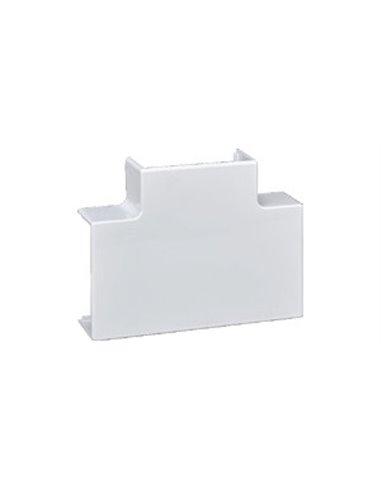 Derivacion en T canaleta 10x22mm