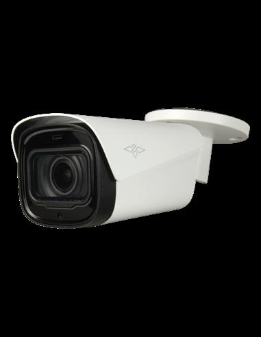 "Cámara Bullet HDTVI, HDCVI, AHD y Analógica - Gama PRO - 1/2.7"" CMOS - 8Mpx (3840x2160) - Salida 4 en 1 -"