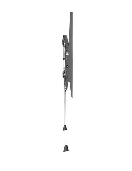 Soporte inclinable de pared para TV de 43'' a 90'' (109 a 228 cm).