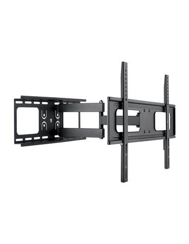 """Soporte orientable de pared articulado para TV de 37"""" a 70"""" (94 a 178 cm)."""