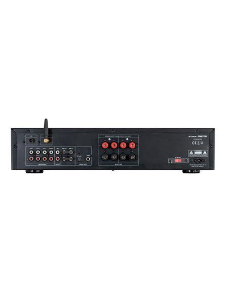 Amplificador estéreo Hi-Fi.80 + 80 W RMS a 4 Ohm