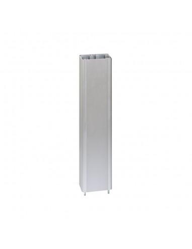 Prolongación columna Simon 500 Cima 1 cara de 0.5 m, aluminio