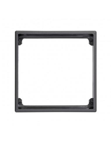 Placa S500 adaptadora individual para K45, gris grafito